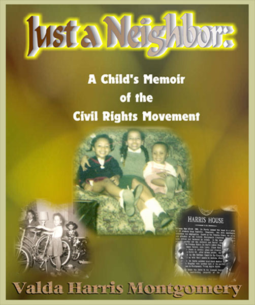 Just A Neighbor book cover